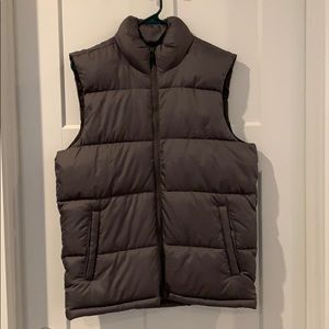 Old Navy men's puffer jacket size small